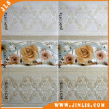 Плитки стены цветка украшения строительного материала керамические для ванной комнаты