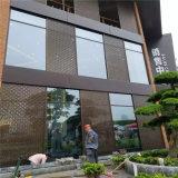Concevoir les panneaux extérieurs pour le matériau architectural d'acier inoxydable de murs de construction