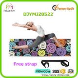 Durable циновки йоги меда Eco-Friendly