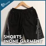Inone 003 Mens nada Shorts ocasionais da placa das calças curtas