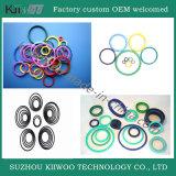 China-Fabrik verkaufen direkt Silikon-Gummi-Ring-Dichtungen