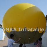 Воздушный шар гелия PVC СИД раздувной для вне промотирования двери