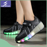 Luz do diodo emissor de luz das sapatas dos Olympics da alta qualidade