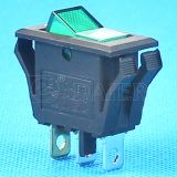 12V LED Power Rocker Switch, 220V Lighted Rocker Switch