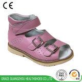 優美のオルト子供の革治療上の靴(4811353)