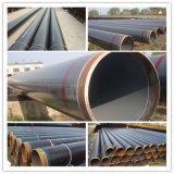 Fbe Coated Steel Pipe의 중국 Manufacturing