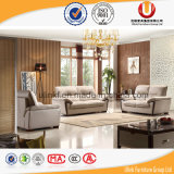 Sofà della sede della mobilia 1+2+3 del salone di prezzi di fabbrica (UL-R821)