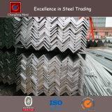 Cornière en acier de Mterial de construction avec la norme d'ASTM