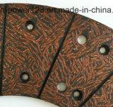 Bons modèle et matériau pour la garniture d'embrayage