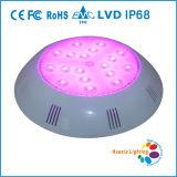 고성능 36watt LED 표면에 의하여 거치되는 수영풀 수중 빛