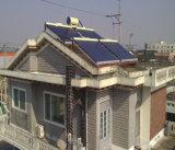 分割された圧力ヒートパイプの太陽給湯装置