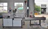 Штрангпресс лаборатории твиновского штрангпресса винта в PVC