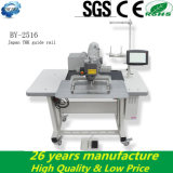 Calç a fatura de máquinas de costura computarizadas industriais programáveis do teste padrão
