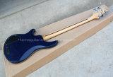 Нот Hanhai/гитара голубого типа Prs электрическая басовая с 5 шнурами