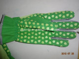 La paume pointillée Gant-Fonctionnent le gant Gant-Bon marché de la Gant-Sûreté Gant-PVC