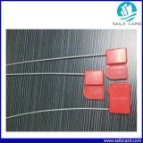 Rode Color ABS FM1108 Metal Seal Tag voor Transportation