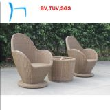 F - Café Outdoor Furniture Rattan Table et Chair (CF1467T+CF1467C)