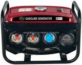 Générateur 100% industriel portatif d'essence de câblage cuivre chaud de la vente 2kw 5.5HP (2600DXE-B)
