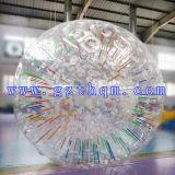 PVC/TPUの膨脹可能な水歩く球かハムスターの球水ローラー球