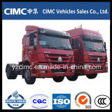 Sino Truck 371HP 40tons HOWO 6X4 Prime Mover