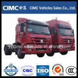 Sinotruk HOWO A7 420HP 6X4 Camión Tractor (ZZ4257V3247N1B)