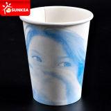 Tazas de café de papel disponibles del tamaño estándar