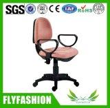 직원을 회귀하는 사무실 회전 의자는 직물 사무실 실무자 의자를 착석시킨다