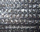 Réseau d'ombre de tissu de HDPE d'agriculture de couleur/tissu noirs d'ombre (constructeur)