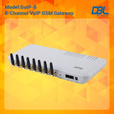 Gateway di GSM del Gateway di VoIP (GoIP8)