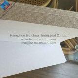 Макулатурный картон крышки вязки книги твердой волокнистой плиты материальный серый