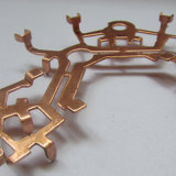 Metal de la precisión que estampa piezas de Meifengte