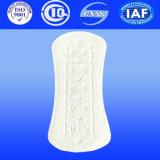 180mm super weiche Baumwollanionen-gesundheitliche Serviette Panty Zwischenlage mit hölzerner Masse für Amerika-Markt