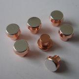 Extrémités de cuivre argentées de contact utilisées dans des commutateurs micro