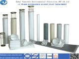 Nichtgewebte PPS-und PTFE Mischungs-Filtertüte-Filtergehäuse für Staub-Ansammlung mit freier Probe