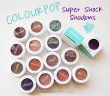 Kleurrijke Schaduwen van de Schok van Colourpop van het Rouge van de Kleur Singel van de kleur Pop Super