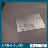 Specchio decorativo dell'argento di arte con la certificazione del Ce