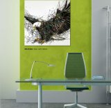 Pittura calda del Non-Blocco per grafici della decorazione della mobilia di vendita