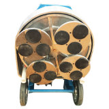 planetarische konkrete Schleifmaschine des Fußboden-220V des Schleifer-11HP