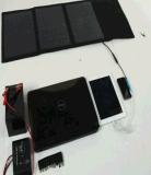 Bewegliche Solaraufladeeinheit mit Sonnenkollektor 3-6PCS für Toplope/Handy