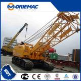 Guindaste de esteira rolante de 55 toneladas mini com preço de fábrica (QUY55)