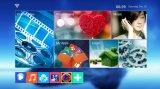 faisceau de quarte de MX de cadre de 4k Amlogic S905 TV mini