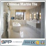 плитка мрамора китайской белизны толщины 10mm для распределять используемый в поле, стене, украшении