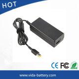 Alimentazione elettrica dell'adattatore di CC per il caricatore di Lenovo Thinkpad T450 T450s T540p T550