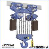 Eficiência elevada grua Chain elétrica de 20 T