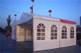 Décoration 2016 rayant la tente extérieure d'usager de chapiteau pour l'événement
