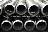 Tubulação de aço sem emenda do uso do andaime