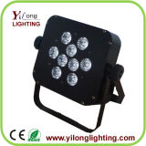 Flat Housing 9X15W Rgbawuv Wireless Disco Light