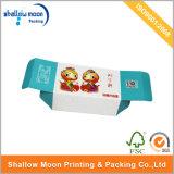 коробка бумаги печатание 4c складывая (QYZ066)
