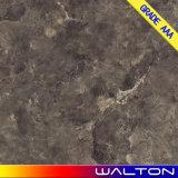 Azulejo de suelo esmaltado por completo pulido caliente de azulejo del diseño del mármol de la venta