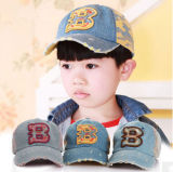 Kind-Hut-flache Hysteresen-Hut-Baseball-Hut-Kind-Schutzkappe